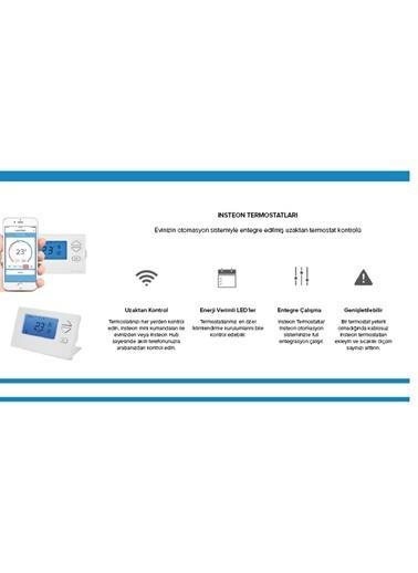 Insteon 2732-432 Akıllı Kablosuz Termostat Renkli